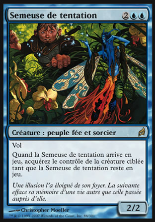 Semeuse de tentation Magic The Gathering