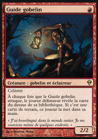 Guide gobelin Magic The Gathering