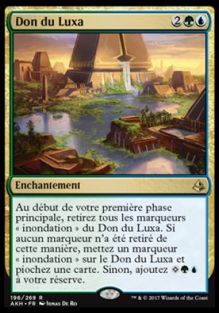 Don du Luxa Magic The Gathering