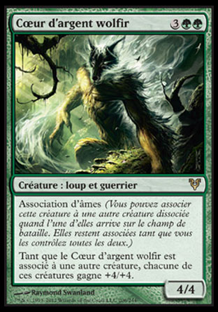 Coeur d'argent Magic The Gathering