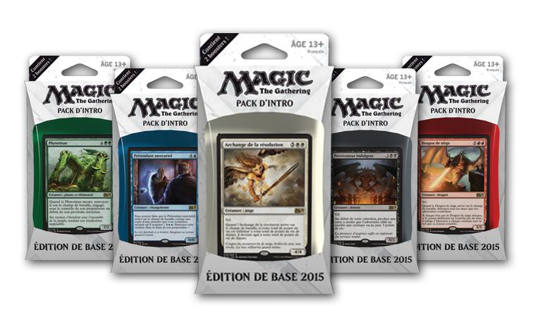 Deck préconstruit Magic The Gathering