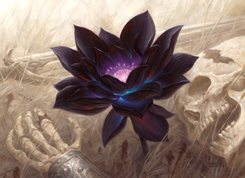 Lotus Noir Vintage Master Magic The Gathering