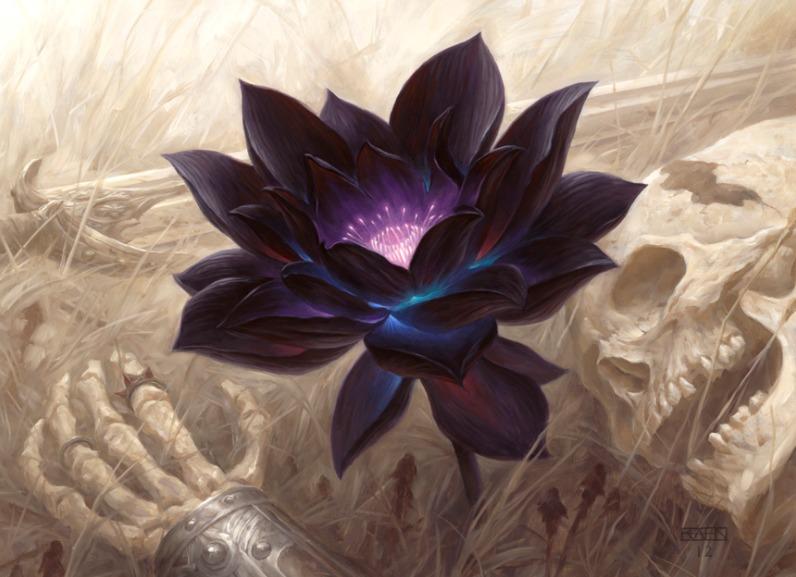 Lotus Noir Vintage Master Magic The Gathering