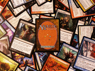 Magic The Gathering cartes