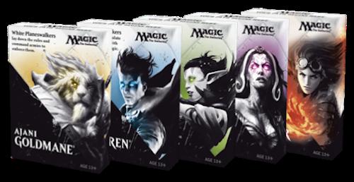 Sample deck Magic