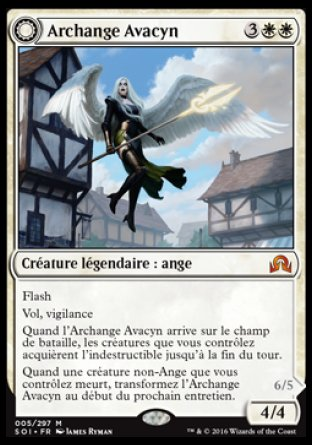 Archange Avacyn Magic The Gathering