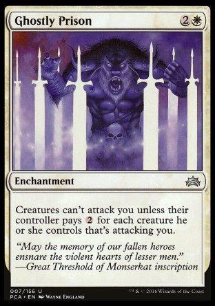 Prison fantomale Magic The Gathering