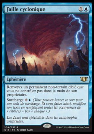 Faille cyclonique Magic The Gathering