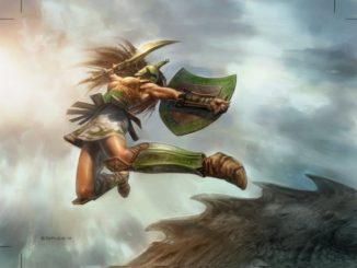Prouesse du chasseur Magic The Gathering