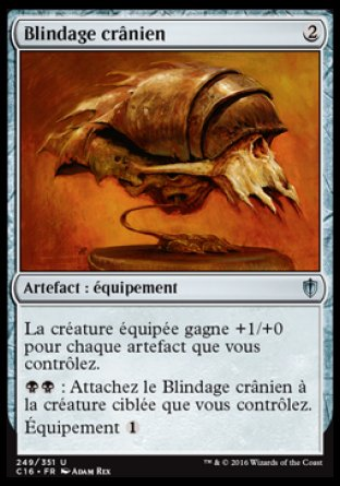 Blindage crânien Magic The Gathering