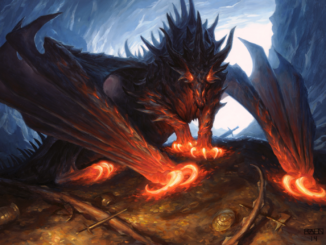 Dragon avare Magic The Gathering