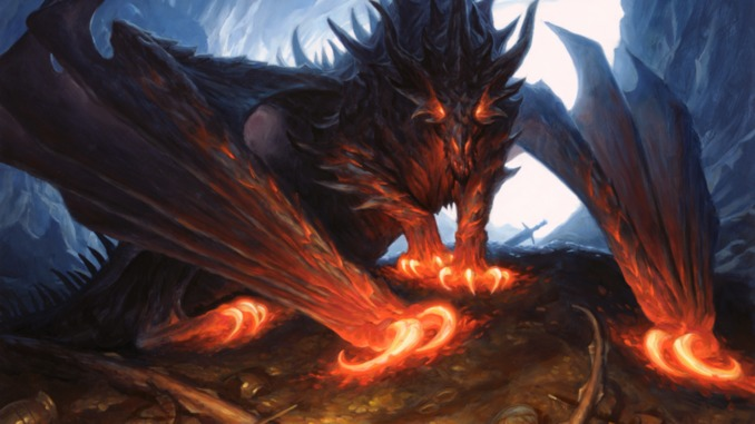 Dragon avare Magic The Gathering