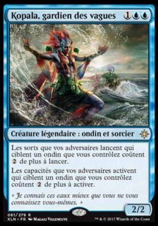 Kopala, gardien des vagues