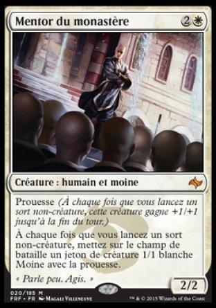 Mentor du monastère