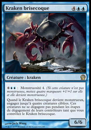 Kraken brisecoque