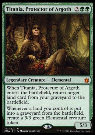 Titania, protectrice d'Argoth
