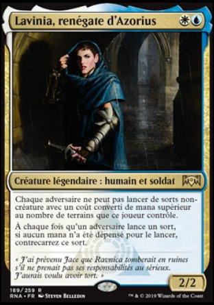 Lavinia, renégate d'Azorius
