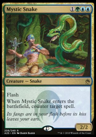 Serpent mystique
