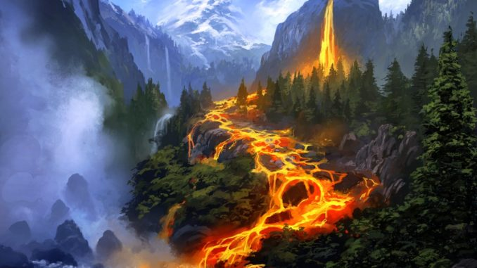 Magic terrains
