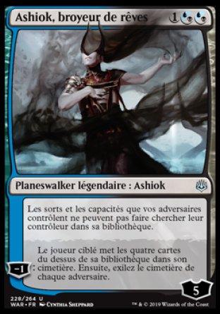 Ashiok, broyeur de rêves
