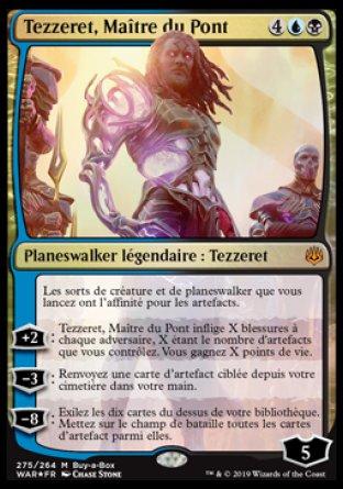 Tezzeret, Maître du Pont