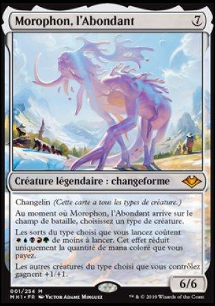 Morophon, l'Abondant