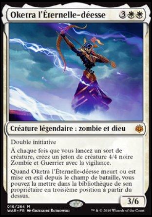Oketra l'Éternelle-déesse