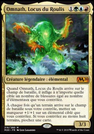 Omnath, Locus du Roulis